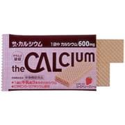 ザ.カルシウム ストロベリ-クリーム 2枚入 [カルシウムウェハース]
