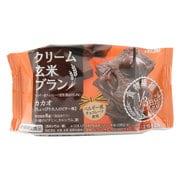 バランスアップ クリーム玄米ブラン カカオ 2枚×2袋 [栄養機能食品]