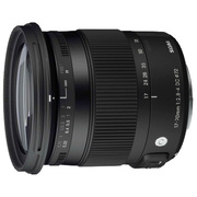 17-70mm F2.8-4 DC MACRO OS HSM [Contemporaryライン 17-70mm/F2.8-4 ニコンFマウント]