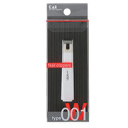 KE-0108 [ツメキリtypeW001(ホワイト)]