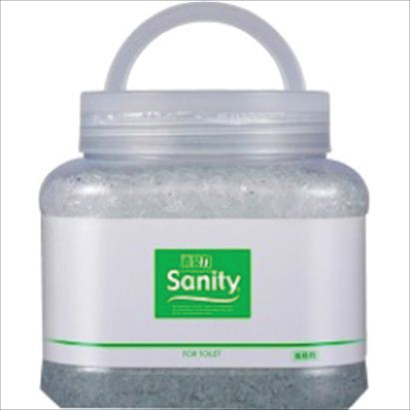 Sanity 業務用消臭剤 大型タイプR トイレ用 森林 1.7kg