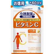 ビタミンC お徳用 180粒入り 約60日分 [小林製薬の栄養補助食品]