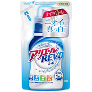 洗濯用液体洗剤 アリエールレボ イオンジェルコート つめかえ用 320g