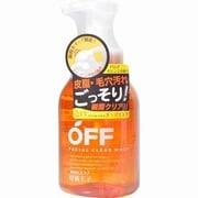柑橘王子 フェイシャルクリアホイップN [男性化粧品]