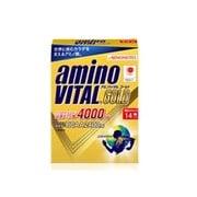 アミノバイタルGOLD 16AM-4010 4000mg 14本入箱 [スポーツ・ビタミン粉末飲料]