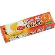 フルーツのど飴11粒 [キャンディ]