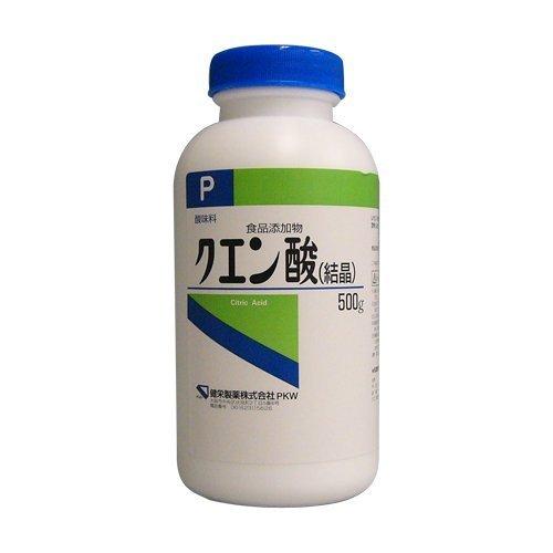 クエン酸(結晶) [500g]