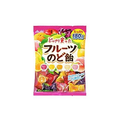 どっさり実ったフルーツのど飴 [180g]