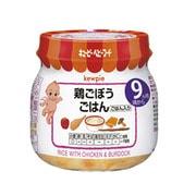 瓶詰 鶏ごぼうごはん 100g [対象月齢:9ヶ月頃~]