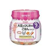 瓶詰 大豆とひじきのごはん 100g [対象月齢:9ヶ月頃~]