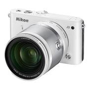 Nikon 1 J3 10倍ズームレンズキット ホワイト [「Nikon 1 J3 ボディ ホワイト」+「1 NIKKOR VR 10-100mm f/4-5.6」]