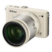 Nikon 1 J3 10倍ズームレンズキット ベージュ [ボディ+交換レンズ「1 NIKKOR VR 10-100mm f/4-5.6」]