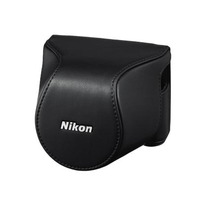 CB-N2200S BK [Nikon 1 J3/S1 用 ボディーケースセット ブラック]