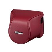 CB-N2200S RD [Nikon 1 J3/S1 用 ボディーケースセット レッド]