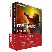 VOCALOID3 スターターパック Megpoid English [Windows]