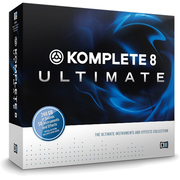 KOMPLETE 8 Ultimate [プラグインソフト]