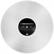 TRAKTOR Scratch Control Vinyl MK2 Clear [コントロール・ヴァイナル]