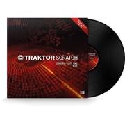 TRAKTOR Scratch Pro Control Vinyl MK2 Black [コントロール・ヴァイナル]