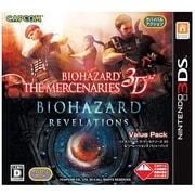 バイオハザード ザ・マーセナリーズ3D&リベレーションズ バリューパック [3DSソフト]