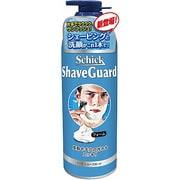 シェーブガード 洗顔シェービングフォームポンプタイプ