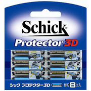 PROTECTOR3D 替刃 [8個入り]