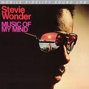 MOFI1-015 [MUSIC OF MY MIND / STEVIE WONDER 高音質LP]