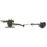 CH6774 [1/35 WW.II イギリス軍 25ポンド砲 Mk.II w/リンバー ヨーロッパ戦線]