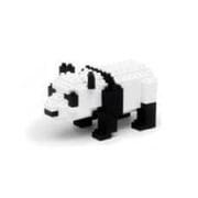 ダイヤブロック ジャイアントパンダ