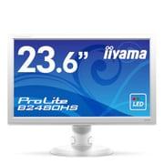 B2480HS-W1 23.6型ワイド TFT 白 [ProLite Full HD 1920X1080モード対応]