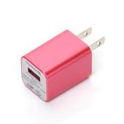 PG-IPDUAC03PK [iPod用USBポート付AC充電器 ピンク]