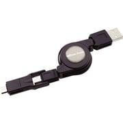 USB2 [2in1USB充電・通信ケーブル]