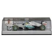 410120008 [1/43 メルセデス AMG ペトロナス F1チーム W03 2012 #8]