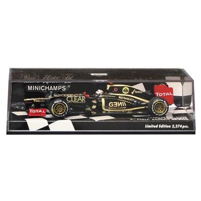 410120109 [1/43 ロータス F1チーム ルノー E20 バーレーンGP 2012 #9]