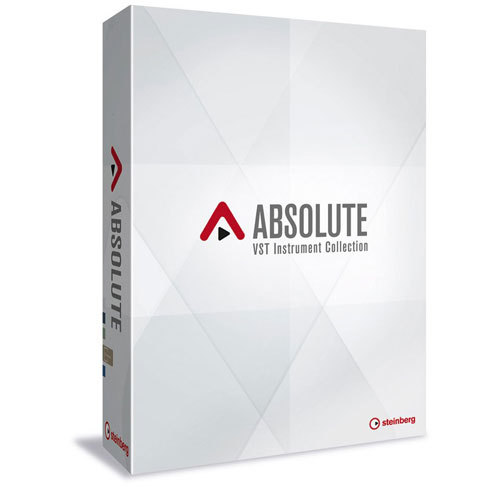 ABSOLUTE VST INSTRUMENT COLLECTION 通常版 [ソフト音源]
