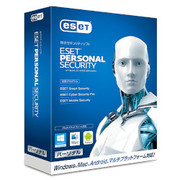 ESETパーソナルセキュリティ CITS-ES06-001 [Windowsソフト]