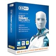 ESETファミリーセキュリティ CITS-ES06-002 [Windowsソフト]