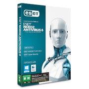 ESETNOD32アンチウイルス V6.0 [Windows&Macソフト]