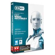 ESETNOD32アンチウイルス V6.0 更新 [Windows&Macソフト]