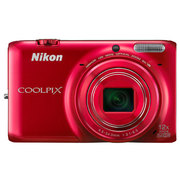 COOLPIX S6500 RD グロッシーレッド
