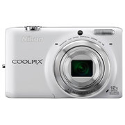 COOLPIX S6500 WH ナチュラルホワイト