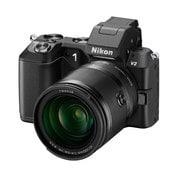 NIKON 1 V2 小型10倍ズームキット ブラック [ボディ+交換レンズ「1 NIKKOR VR 10-100mm f/4-5.6」]