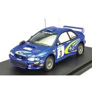 8600 1/43 スバル インプレッサ WRC グレート ブリテン 1999 #5 [ミニカー]
