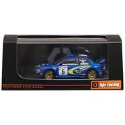 8599 1/43 スバル インプレッサ WRC フィンランド 1999 #6 [ミニカー]