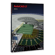 AutoCAD LT 2013 Commercial Upgrade from Previous Version [Windowsソフト]