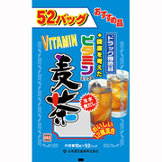 お徳用 ビタミン麦茶 ティーバッグ 10g×52包