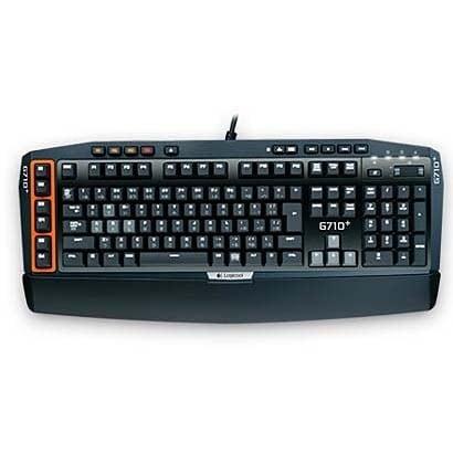 G710P [Logicool G710+ Mechanical Gaming Keyboard(ロジクール G710+ メカニカル ゲーミング キーボード)]