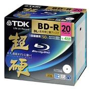 BRV50HCPWB20A [BD-R DL 4倍速20枚]