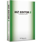 WZ EDITOR 8 パッケージ版 [Windows]