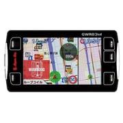 GWR83sd [GPS内蔵 レーダー探知機]
