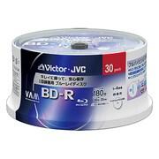 BV-R130C30W [録画用BD-R 追記型 1-4倍速 片面1層 25GB 30枚 ホワイトレーベルインクジェットプリンター対応]